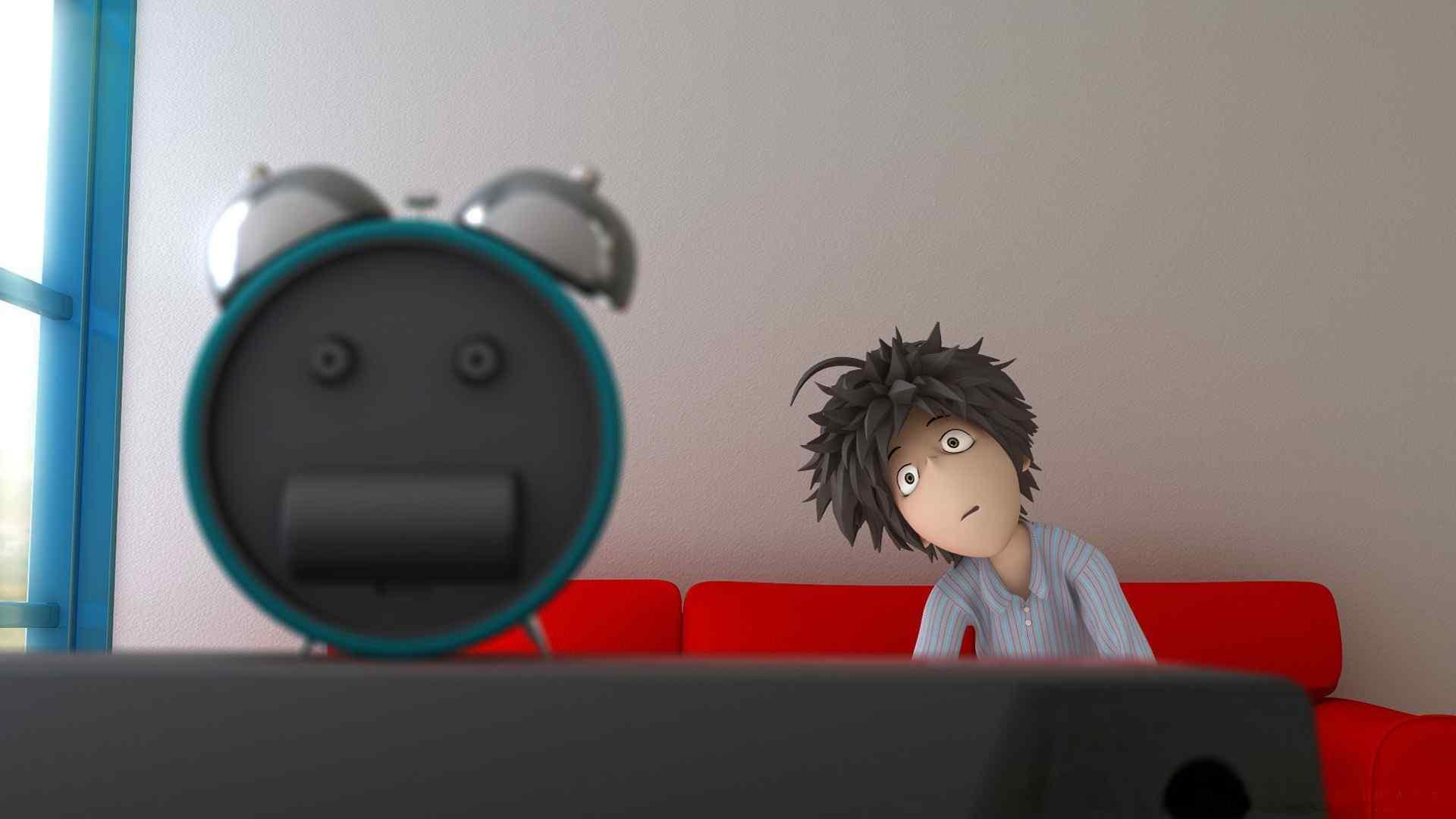 动画《我今年,二十七八岁》高清电脑桌面壁纸