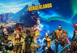 无主之地2borderlands游戏壁纸