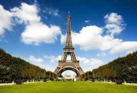 埃菲尔铁塔唯美风