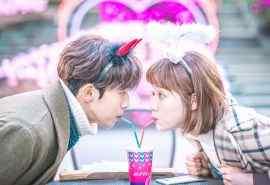 《举重妖精金福珠》南柱赫李圣经浪漫约会剧照图片