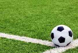 小清新世界杯足球