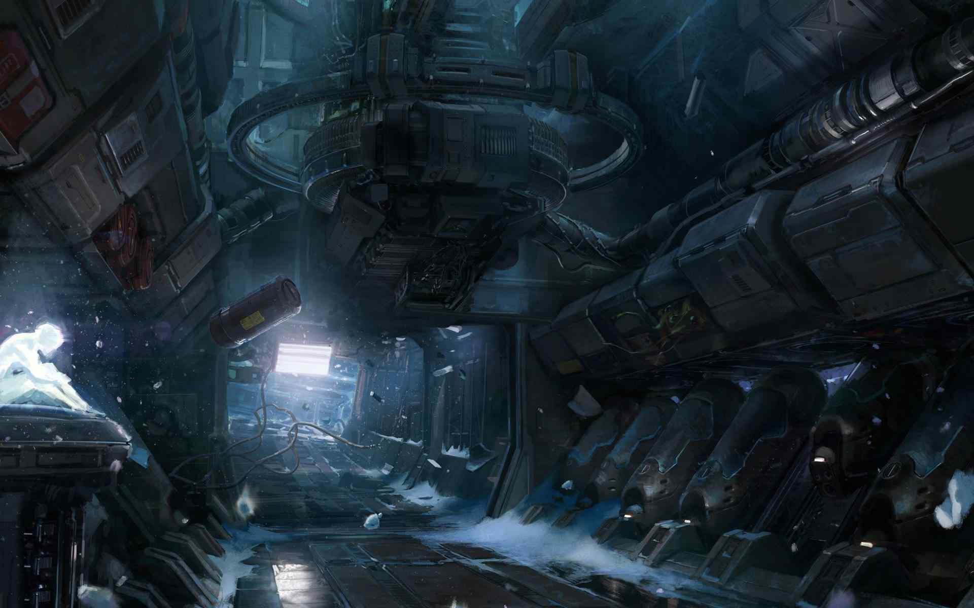 《光环4》高清科幻游戏桌面壁纸