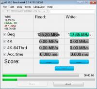 AS SSD Benchmark(SSD硬盘测速工具)1.7.4官方版