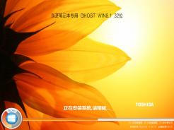 东芝笔记本专用ghost win8.1 32位精简安全版V2016.08下载