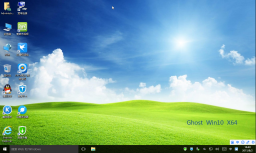 GHOST WIN10 64位官方纯净版v2016.01免费下载