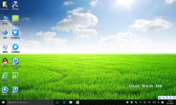 ghost win10 x86(32位)硬盘安装版V2016.02免费下载